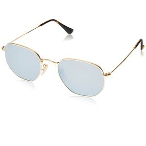 RAY-BAN HEXAGONAL FLAT LENSES RB3548N